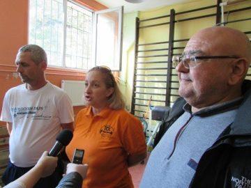 Русе посрещна европейския шампион по вдигане на тежести Ангел Русев