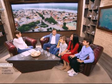 Пенчо Милков за живота, семейството и политиката в лично интервю по БТВ