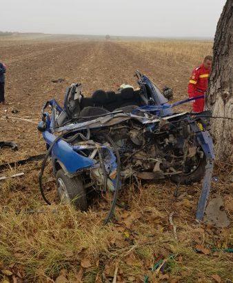 Заспал на волана шофьор почина при удар в дърво край Гряка