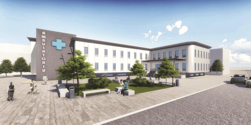 Част от Окръжна болница - Гюргево ще бъде изцяло обновена с европейски средства
