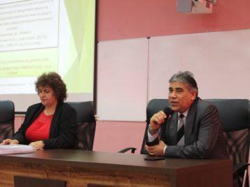 Институции от региона обсъдиха механизма за обхващане и включване на ученици в задължителна училищна и предучилищна възраст в Русе