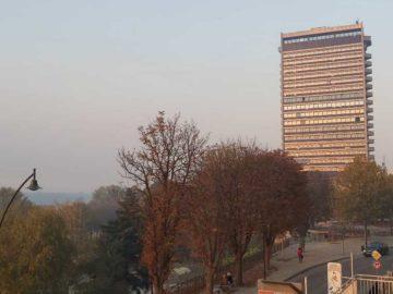Пожар в Румъния причини замърсяване на въздуха в Русе днес