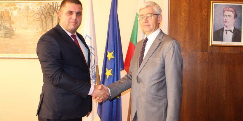 Туризмът и културата ще са сред топ приоритетите в отношенията с Русия на новоизбрания председател на общинския съвет Иво Пазарджиев
