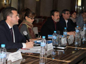 Кметът на Русе Пенчо Милков участва в 43-то заседание на Регионалния съвет за развитие на Северен централен район