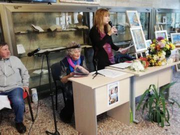 Литературен следобед на Съюза на свободните писатели в Русе