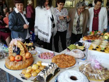 """Кулинарната изложба с конкурсен характер """"Никой не е по-голям от хляба"""" в Русе"""