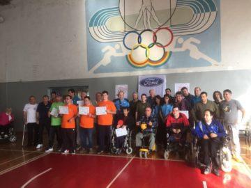 Русенският университет беше домакин на националния турнир по тенис на маса за хора с увреждания