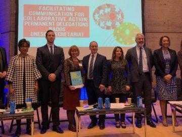 Представител на СУ за европейски езици участва в международен форум на ЮНЕСКО