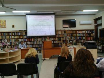 Специалисти от русенската библиотека на конференция в Търново