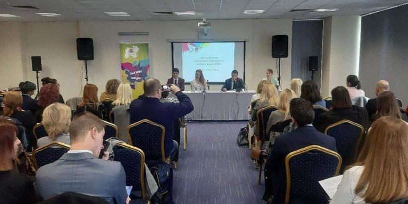 Представители на Общински младежки дом Русе участваха в обсъждане на Национална стратегия за младежта (2020 - 2030 г.)