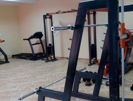 Нова фитнес и зала за тържества има в Долна Студена