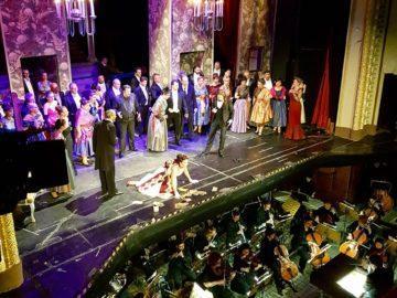 Държавна опера - Русе чества 70 години от създаването си тази вечер