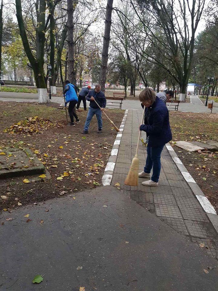 Мащабно есенно почистване се проведе в Община Сливо поле