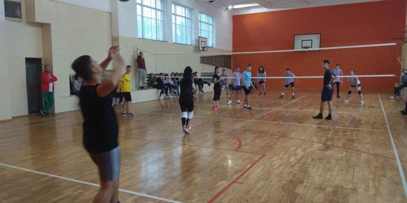 Волейболен турнир се проведе в СУПНЕ - Русе