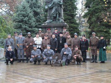 Пенчо Милков присъства на тържествата по повод 135 години от създаването на 5-ти пехотен Дунавски полк
