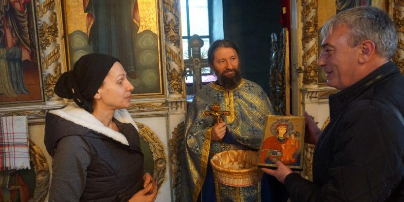 Председателят на ОбС и кметът на Община Две могили почетоха Деня на християнското семейство