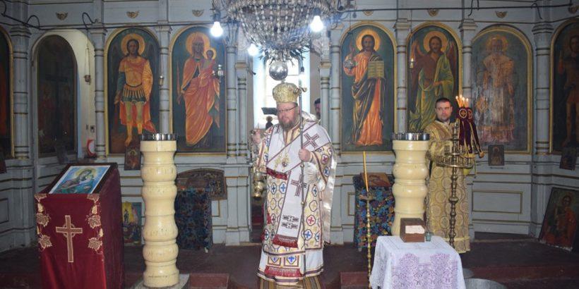 Архипастирско посещение в Нисово
