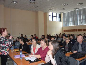 Възможностите за университетски престой в Германия представи Германската служба за академичен обмен (DAAD)