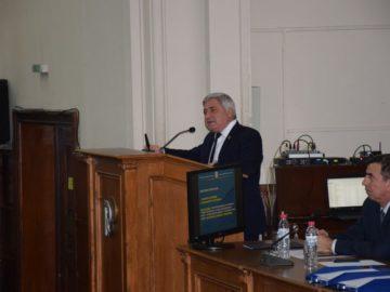 Христо Белоев е избран за ректор на Русенския университет