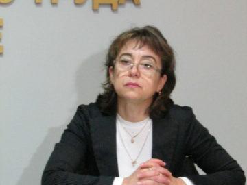 """главният експерт в Дирекция """"Бюро по труда"""" - Русе Йорданка Генчева"""