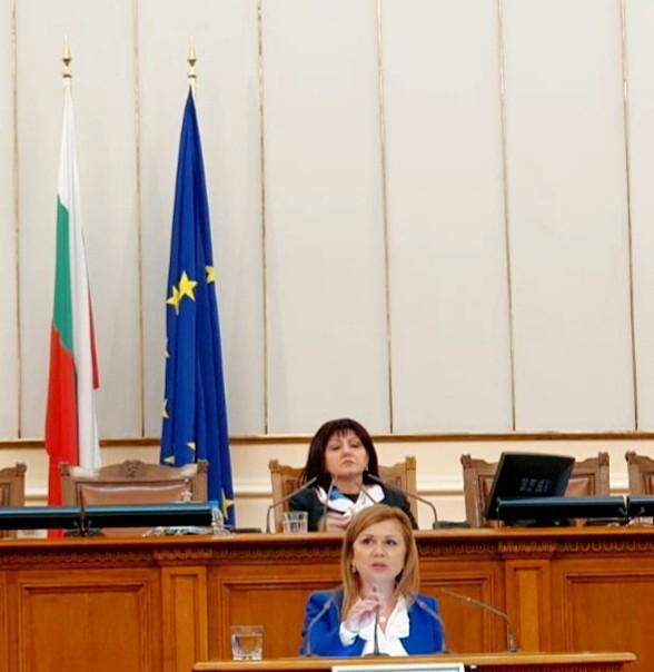 Светлана Ангелова: Бюджетът на ДОО за 2020 г. е реалистичен и покрива всички критерии за стабилност