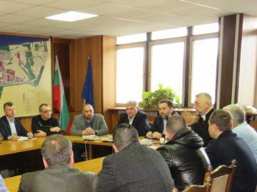 Работна среща в ОДМВР-Русе по въпросите за ефективното противодействие на престъпленията спрямо правата върху интелектуалната собственост