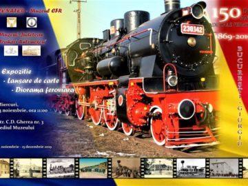 Навършват се 150 години от построяването на ж. п. линията Букурещ - Гюргево