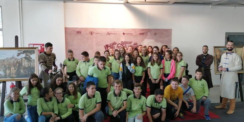 Интерактивна историческа изложба на гости на Русе