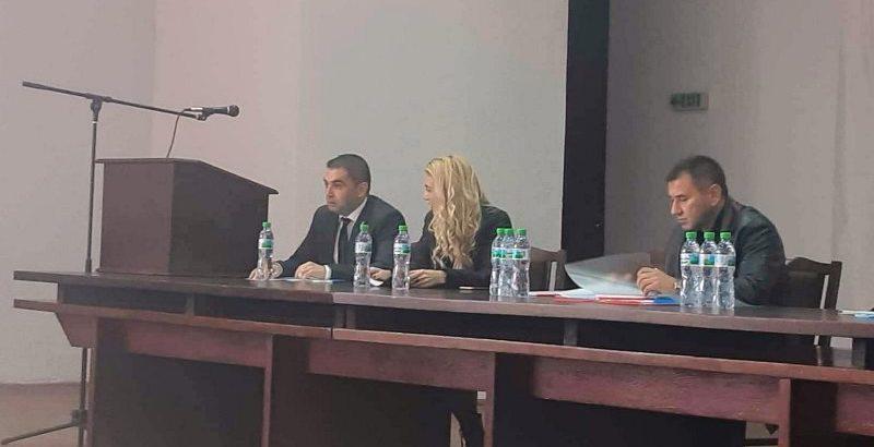 Петко Ахмаков е новият председател на Общински съвет - Ветово