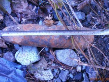 Военнослужещи от НВУ унищожиха невзривени боеприпаси, намерени в Русе