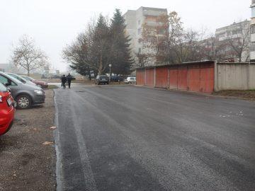 Община Русе предприе належащи ремонти на пътна настилка