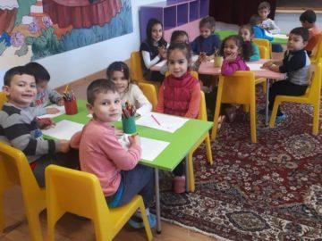 Четири детски градини в община Ценово работят по проект
