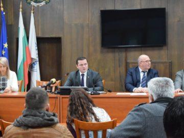 Община Русе инициира покани спортните клубове от града, за да чуе техните мнения и предложения