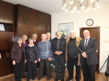 Заместник-кметът Енчо Енчев отличи бивши директори на русенски училища
