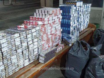 Контрабандни цигари за хиляди левове са задържани на Дунав мост 1