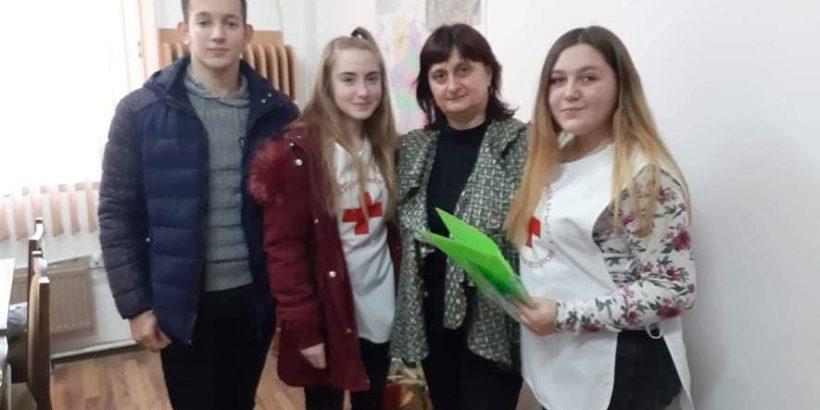 БМЧК - Две могили с кампания по превенция на ХИВ и СПИН