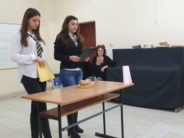 Ученици от СУЕЕ - Русе популяризират здравословното хранене