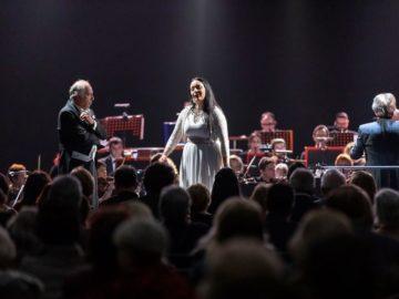 С феноменален концерт завърши честването на 70 годишнината на Русенска опера