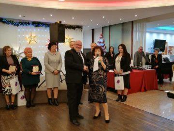 Заместник-кметът Енчо Енчев получи награда от Синдиката на Българските учители