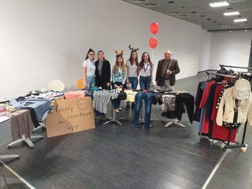 Интеракт клуб Русе с благотворителен базар в подкрепа на КОЦ