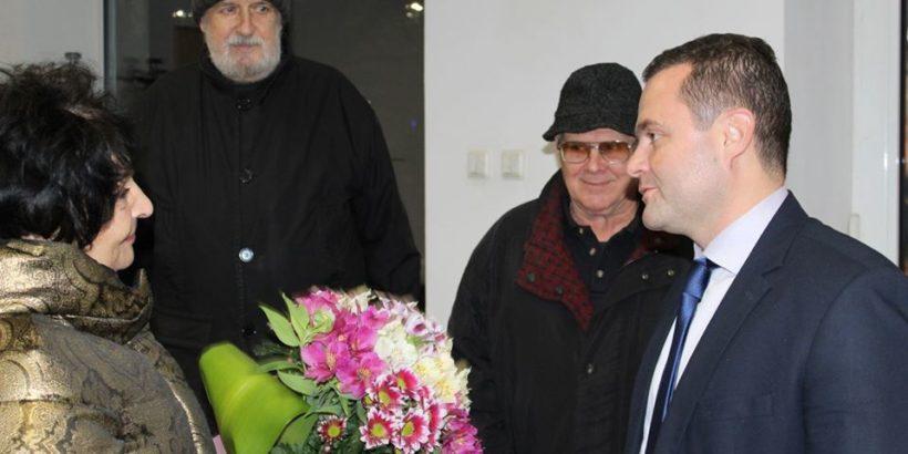 Веселка Дойчинова с юбилейна изложба