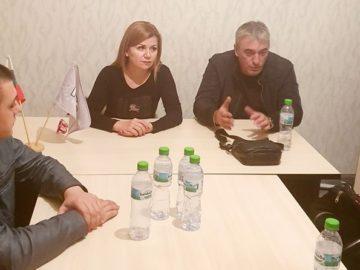 Народният представител Светлана Ангелова, общинските съветници и кметският екип в Две могили решават проблемите на кацеловчани