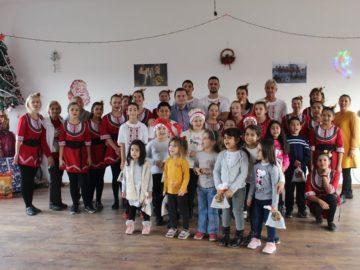 Кметът Пенчо Милков поздрави жителите на Ново село