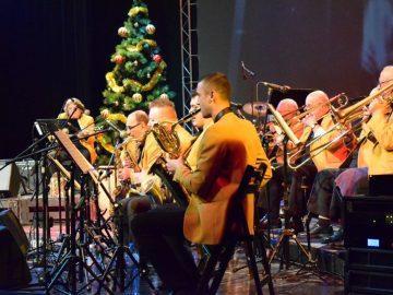 Коледен концерт на Биг Бенд Русе
