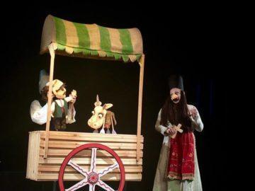 """Кукленият театър представя """"Кой е по-хитър"""" на 12 януари"""