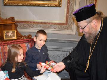 Традиционен Коледен прием в Русенската митрополия