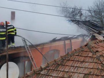 2 къщи в гюргевското село Гостинари изгоряха вчера