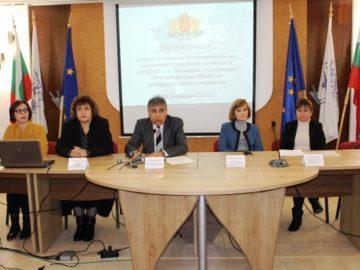 Работодатели и професионални гимназии обсъждаха предстоящия план - прием в Русенска област
