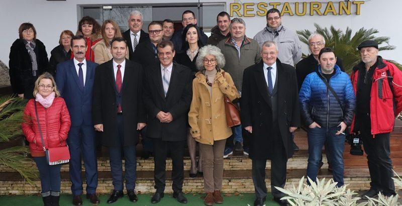 Съвместната българо-румънска земеделска работна група обсъжда борбата срещу АЧС