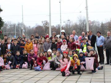 Проведе се годишното тържество на Детското полицейско управление при Областната дирекция на МВР в Русе